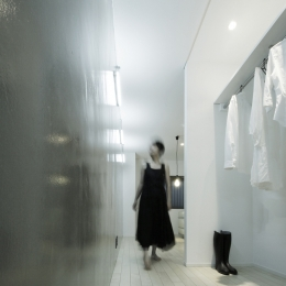 Room 402 - マンションリノベーション (CSM - 収納)