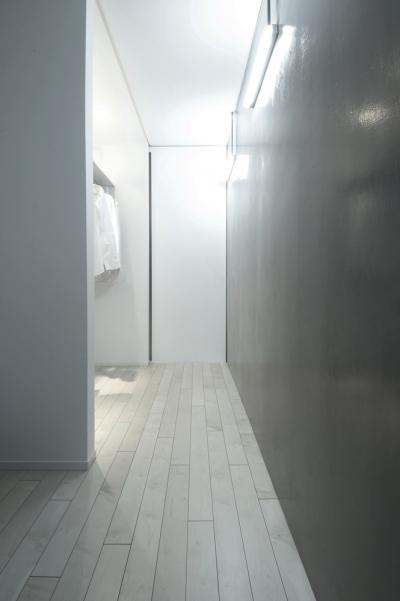 CSM - 収納 (Room 402 - マンションリノベーション)