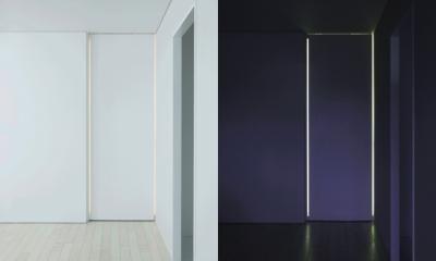 Room 402 - マンションリノベーション (CSM - 通路)