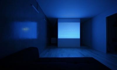 Room 402 - マンションリノベーション (CSM - リビング4)