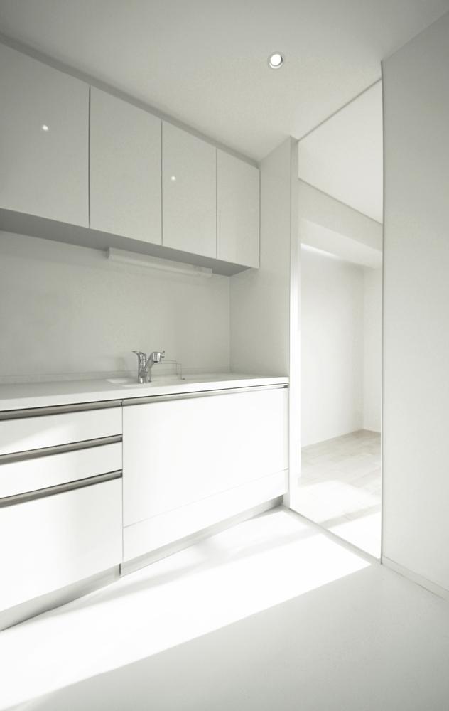 建築家:村田 純「Room 402 - マンションリノベーション」