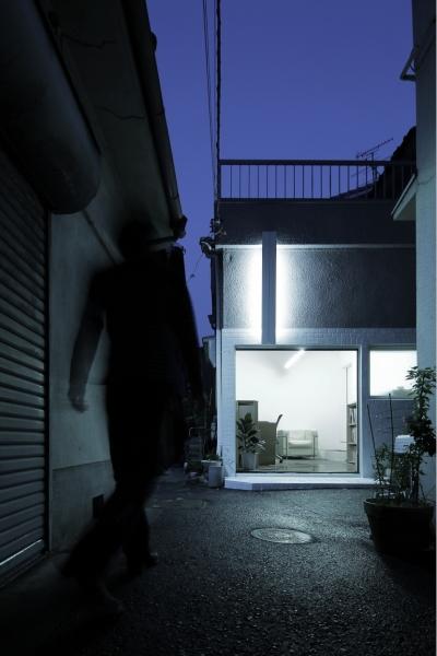 K House / 清州の住宅 木造築37年のリノベーション (清州の家 - 外観)