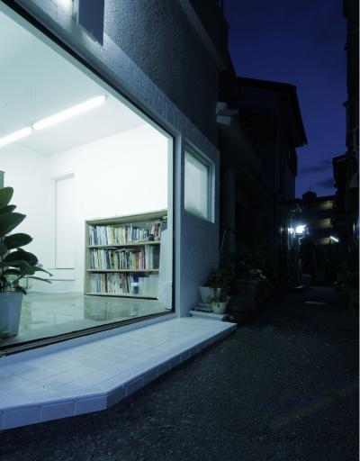 清州の家 - 外観2 (K House / 清州の住宅 木造築37年のリノベーション)