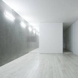 Room 402 - マンションリノベーション (CSM - リビング6)