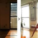 コストパフォーマンスを大切にし、シンプルな居室に