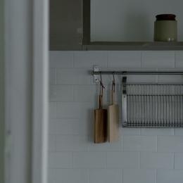 NANBA ROYAL HEIGHTS (キッチン吊り収納)