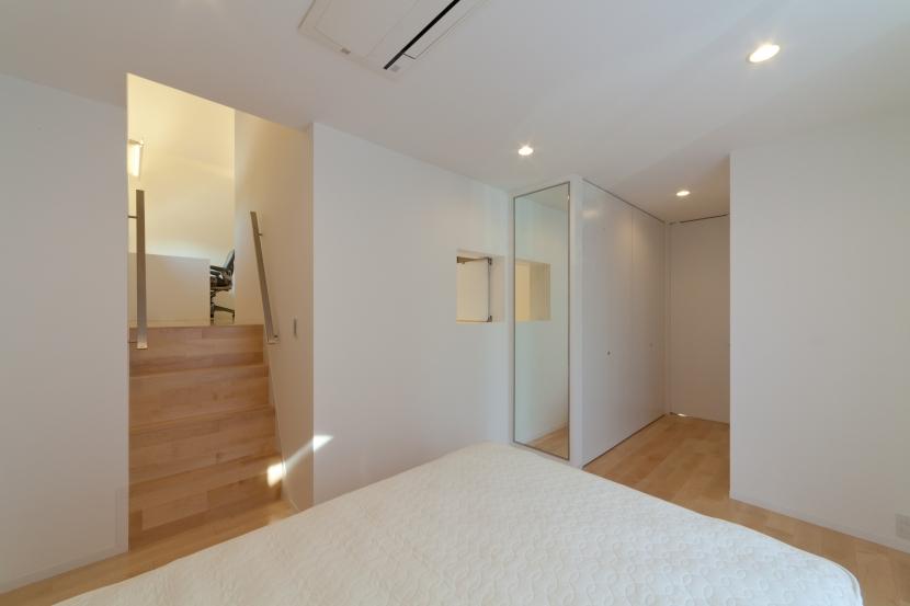 宮坂の二世帯住宅の写真 兄棟寝室