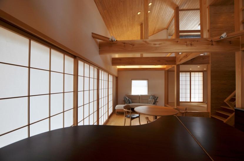 建築家:水野 友洋「カワトナリノイエ」