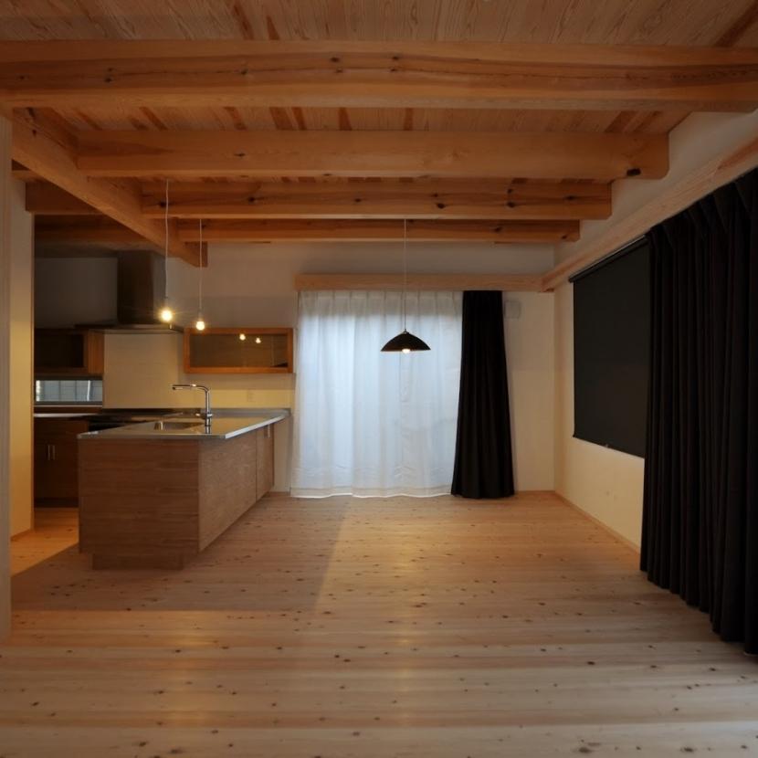 大工と作る家の部屋 ダイニング