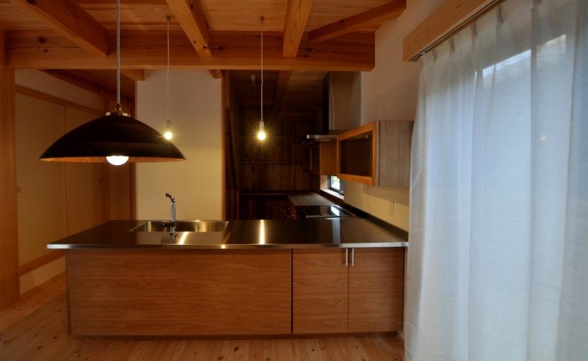 大工と作る家の部屋 キッチン
