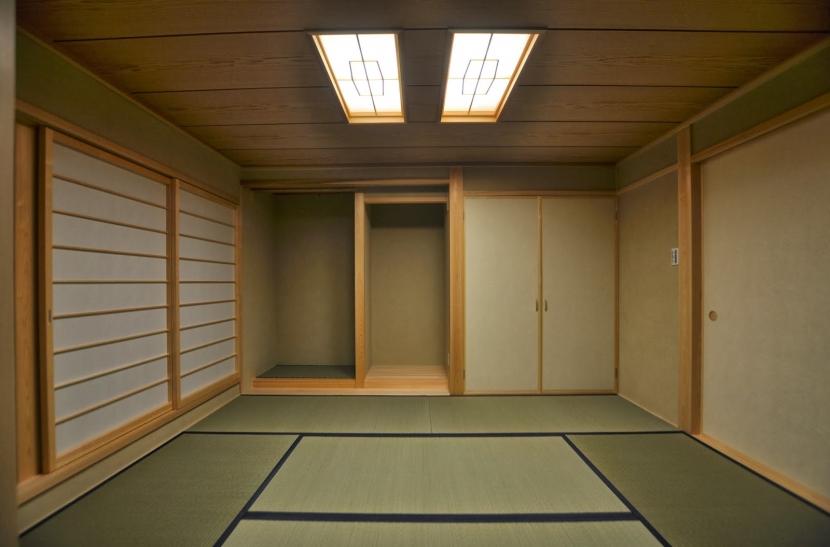 大工と作る家の部屋 和室