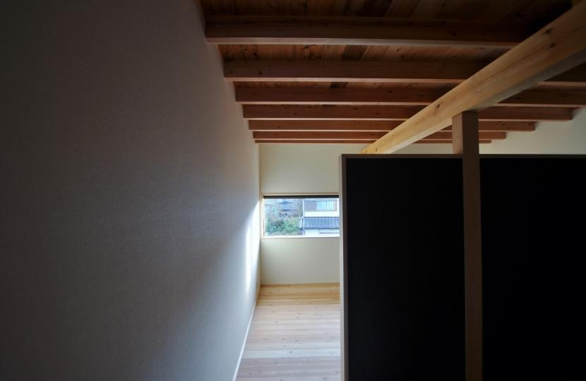 大工と作る家の部屋 寝室