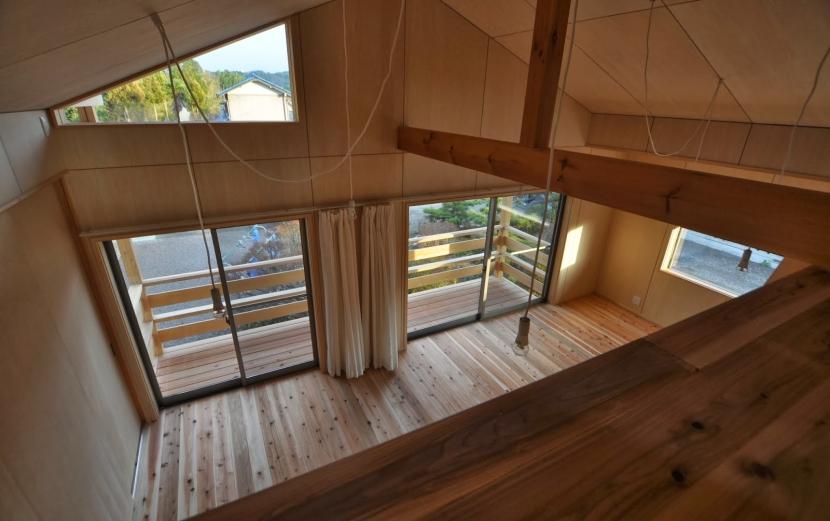 大工と作る家の部屋 子供部屋