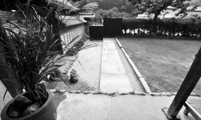 建築士の家 (石畳)