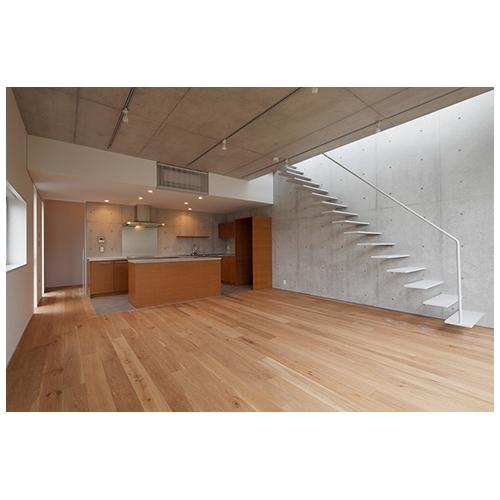 鶴巻フラットの部屋 住戸B(室内2)