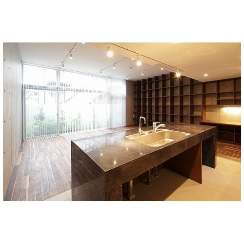 鶴巻フラットの部屋 住戸B(室内1)