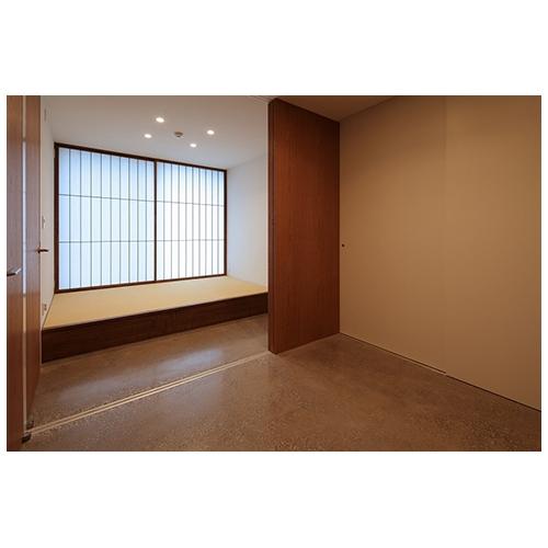 鶴巻フラットの部屋 住戸B(室内3)