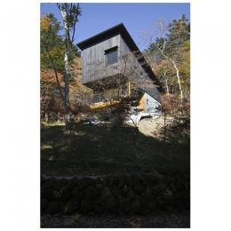 吉ヶ沢の山荘 (外観1)