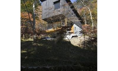 吉ヶ沢の山荘