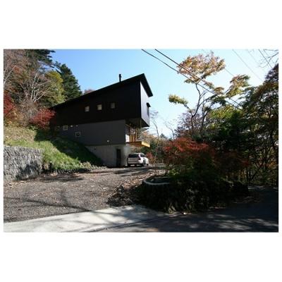 吉ヶ沢の山荘 (外観2)