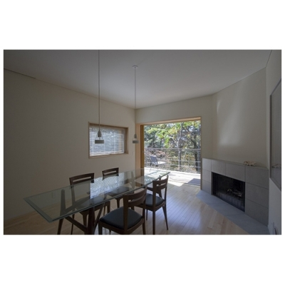 吉ヶ沢の山荘 (室内1)