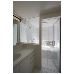 吉ヶ沢の山荘 (浴室)