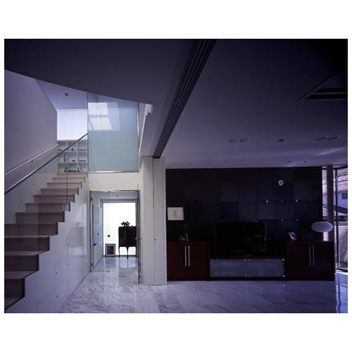 青山台の家の部屋 室内1