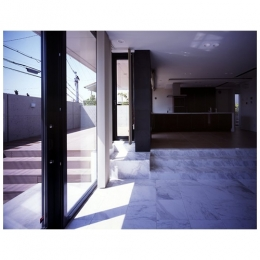 青山台の家 (室内3)