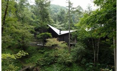 三笠の山荘 (外観1)