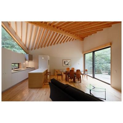 三笠の山荘 (室内1)