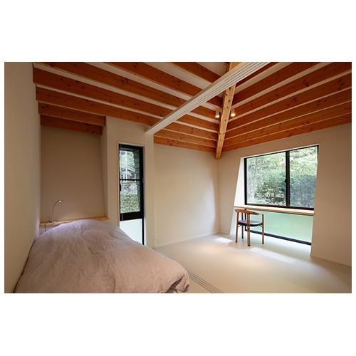 三笠の山荘の部屋 寝室1