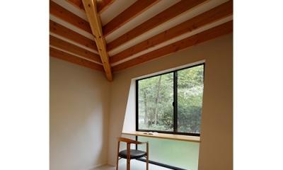 三笠の山荘 (寝室2)