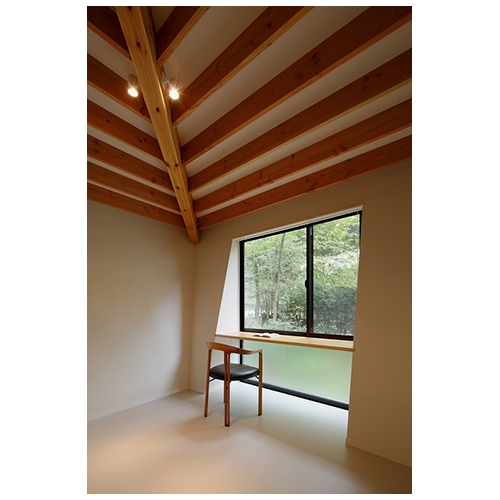 三笠の山荘の部屋 寝室2
