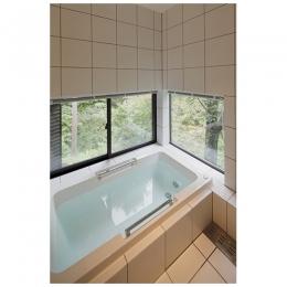 浴室 (三笠の山荘)