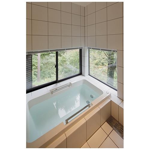 三笠の山荘の部屋 浴室