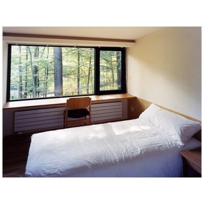 愛宕の山荘 (寝室)