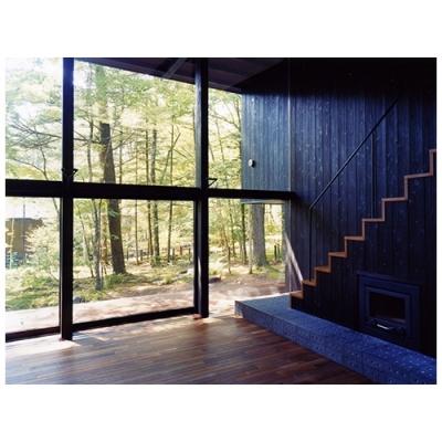 愛宕の山荘 (室内1)