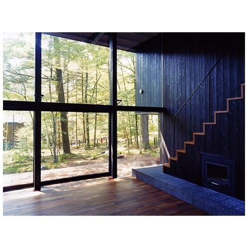愛宕の山荘の部屋 室内1