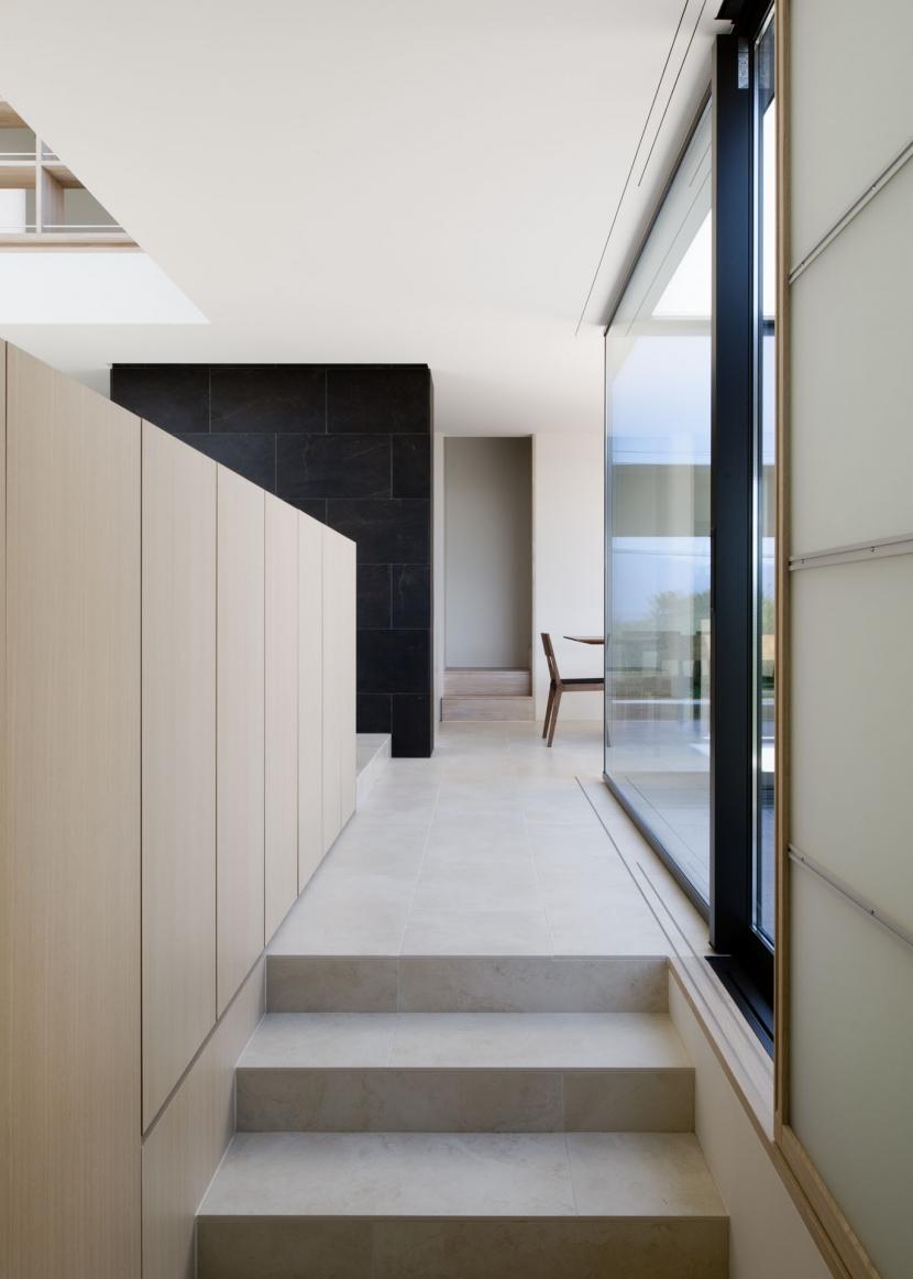 001の部屋 階段