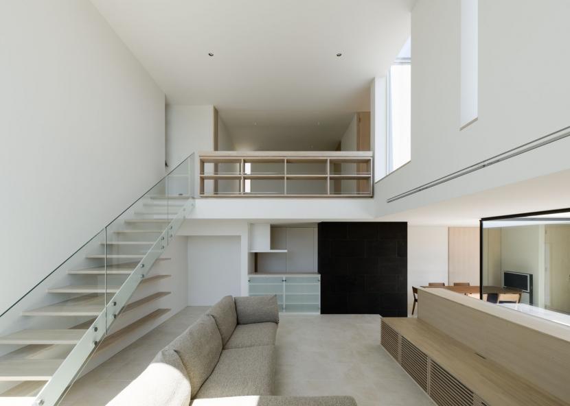 建築家:粕谷淳司/粕谷奈緒子「001」