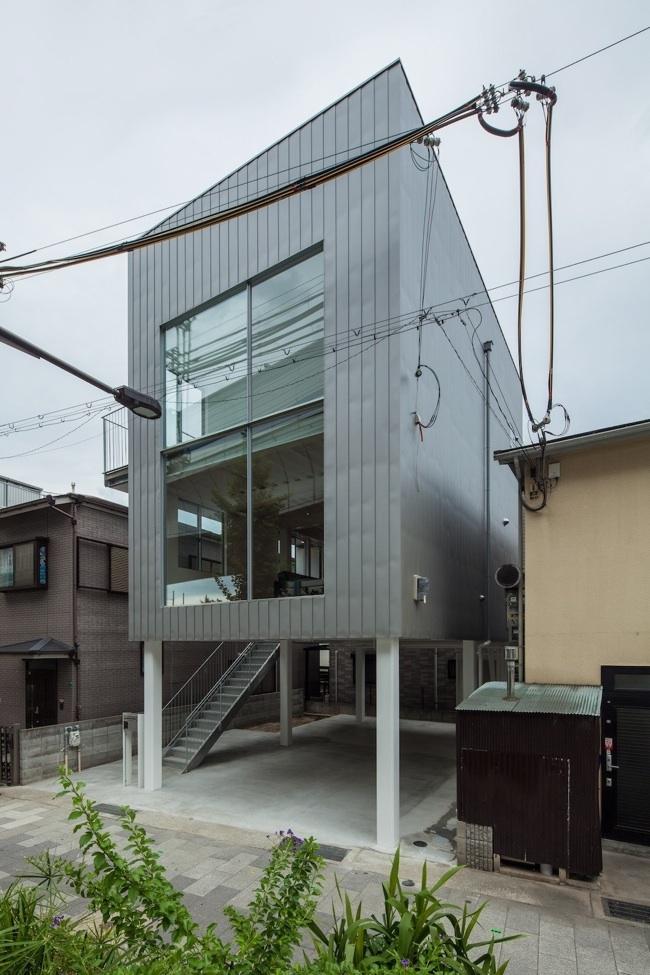 建築家:TOFU「M-HOUSE」