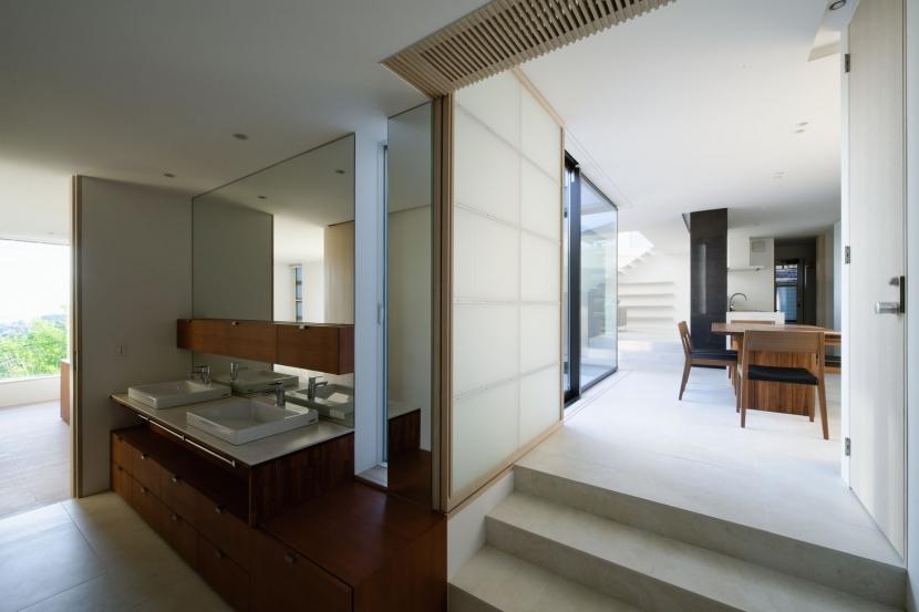 001の部屋 洗面所