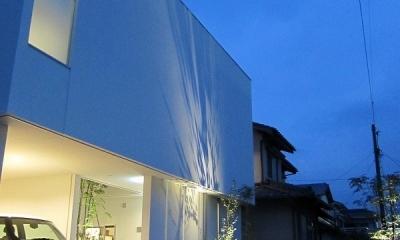 LIGHT COURT HOUSE (外観)