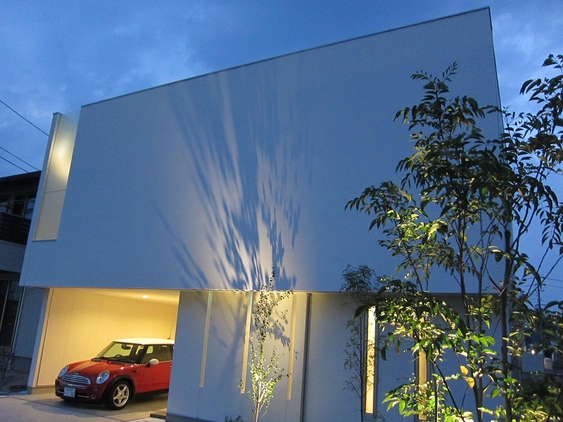 LIGHT COURT HOUSEの部屋 外観