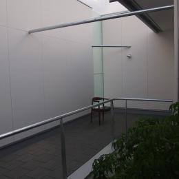LIGHT COURT HOUSE (ルーフバルコニー)