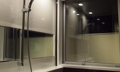 LIGHT COURT HOUSE (浴室)
