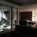 LIGHT COURT HOUSEの写真 リビング