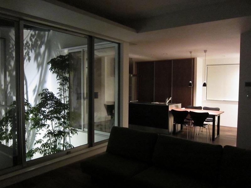 LIGHT COURT HOUSEの部屋 リビング