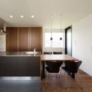 LIGHT COURT HOUSEの写真 ダイニングキッチン
