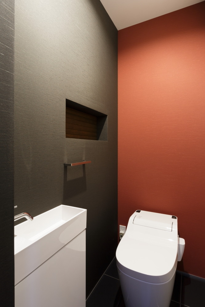 LIGHT COURT HOUSEの部屋 トイレ